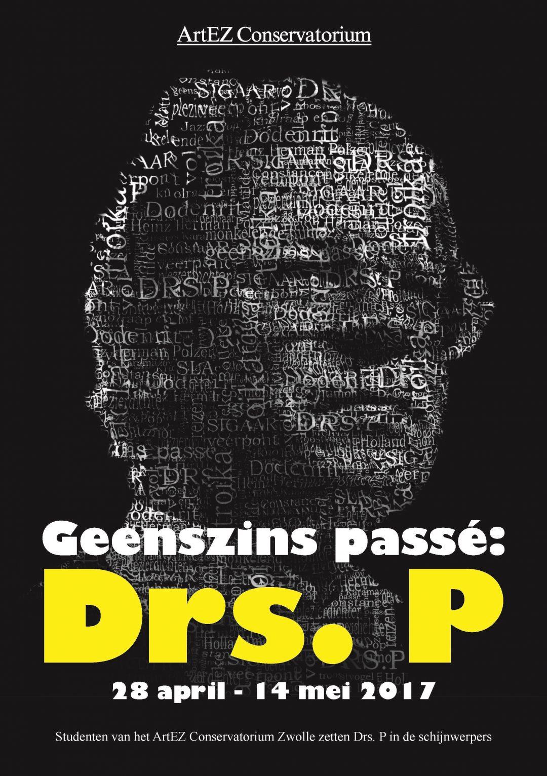 Geenzins Passé: Drs. P
